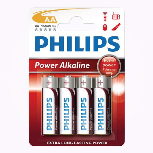 Pila Philips Lr6
