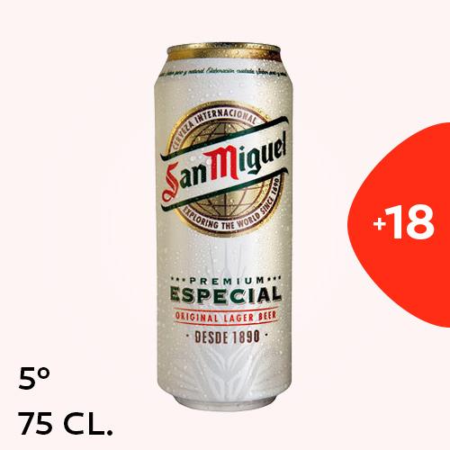 San Miguel 50Cl