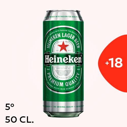 Heineken 50Cl