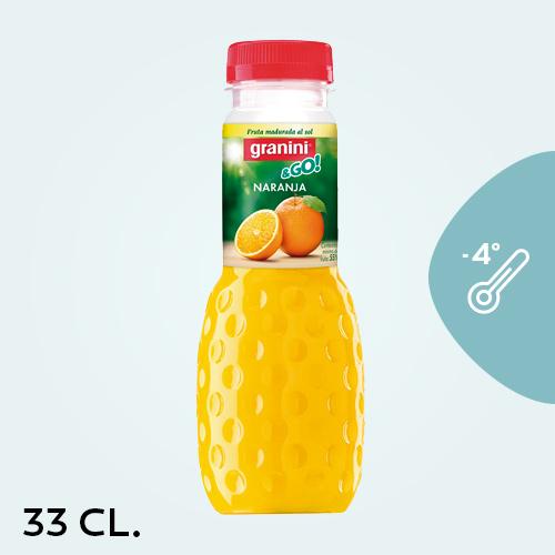 Granini Naranja 33Cl