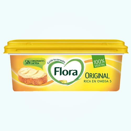 Margarina Flora 250G