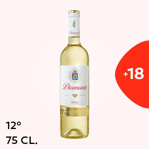 Rioja Diamante Blanco