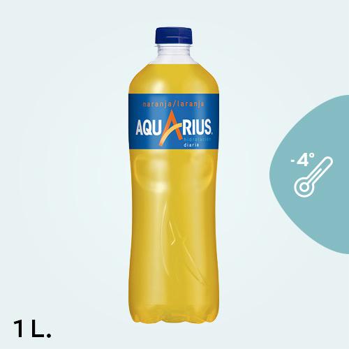 Aquarius Naranja 1L