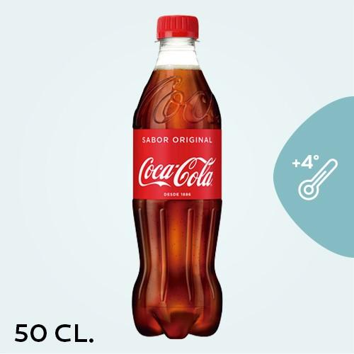 Coca-Cola Regular 50Cl