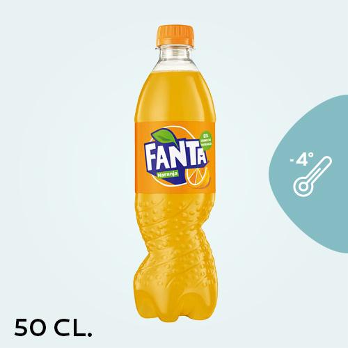 Fanta Naranja 50Cl