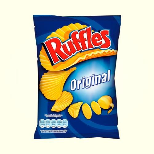 Ruffles Salero 160G