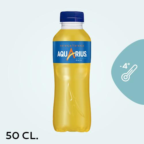 Aquarius Naranja 50Cl