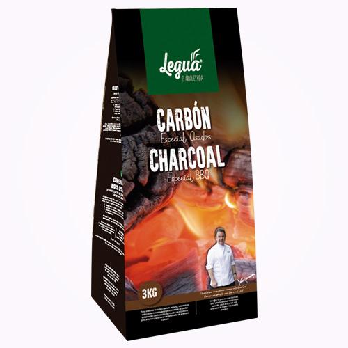 Carbon Vegetal Legua 3Kg