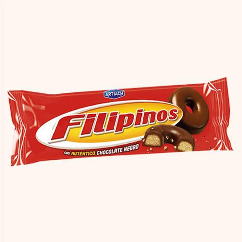 Galleta Choco Negro Filipinos 75G