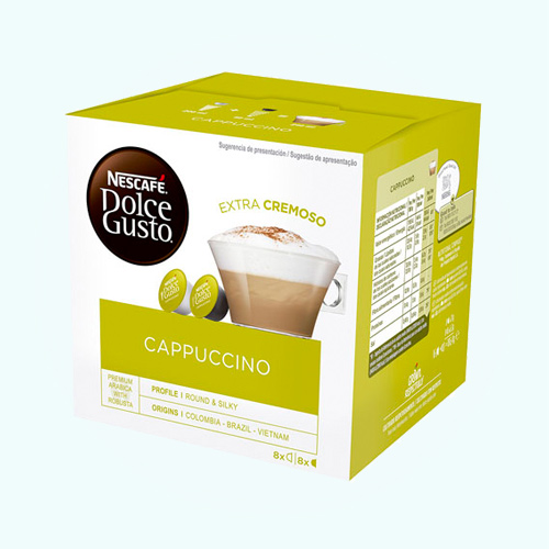 Cafe Dolce Gusto Capuccino 16Ud