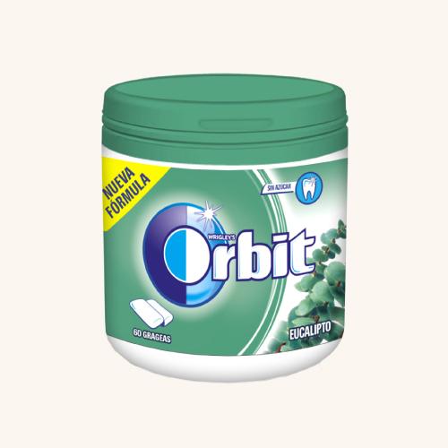 Orbit Box Eucaliptu S/A 60G