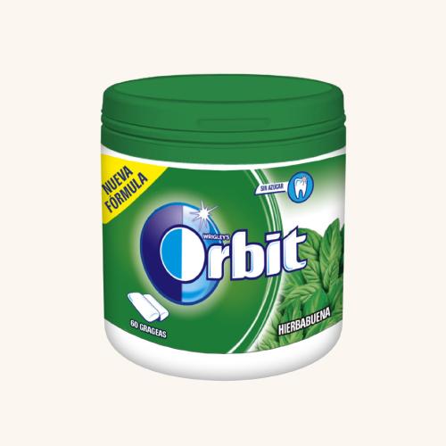Orbit Box Hierbabuena S/A 60G