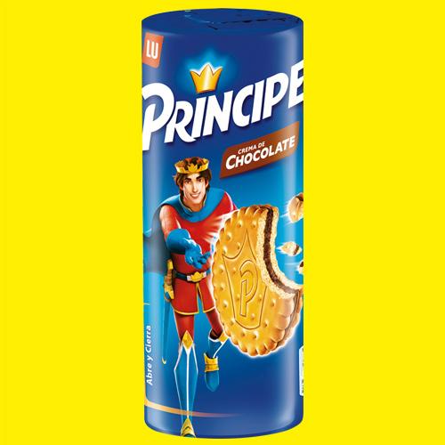 Principe Rellena Chocolate 300G