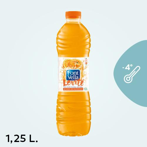 Font Vella Levité Naranja 1,25L