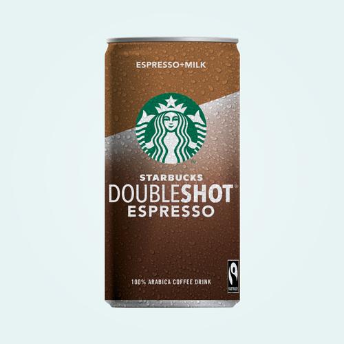 Starbucks Doubleshot Espresso 20Cl