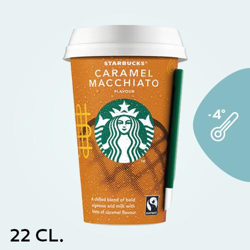 Starbucks Caramelo 22Cl