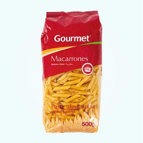 Gourmet Macarrones 500G