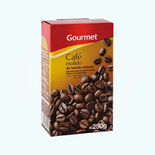 Gourmet Cafe Natural 250G