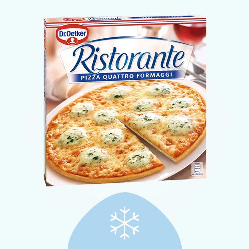Pizza Ristorante 4 Queso