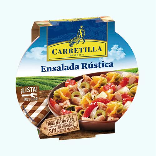 Carretilla Ensalada Rustica 240G