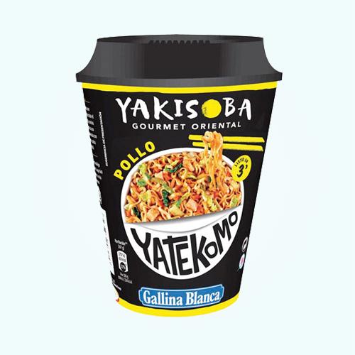 Yakisoba Pollo Negro 93G