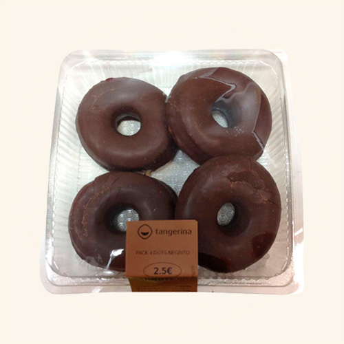 Dots Choco Pack 4