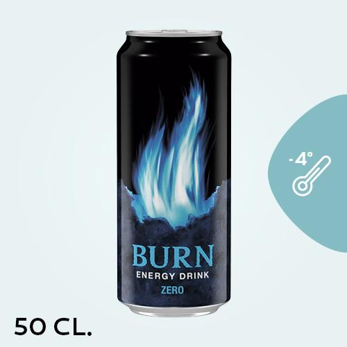 Burn Zero 50Cl
