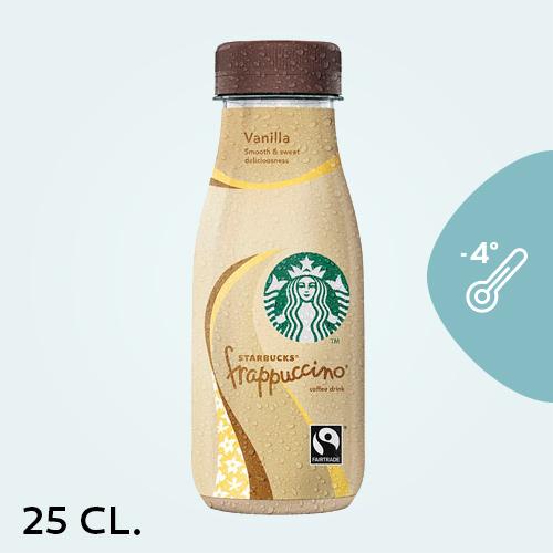 Starbucks Frappuccino Vainilla 25Cl