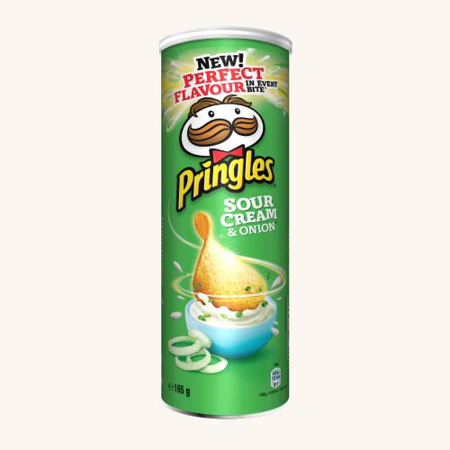 Pringles Cebolla 165G
