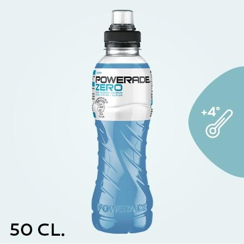 Powerade Zero 50Cl