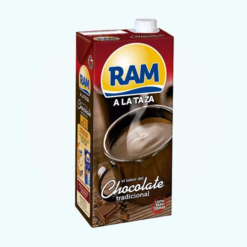 Ram Chocolate A La Taza 1L