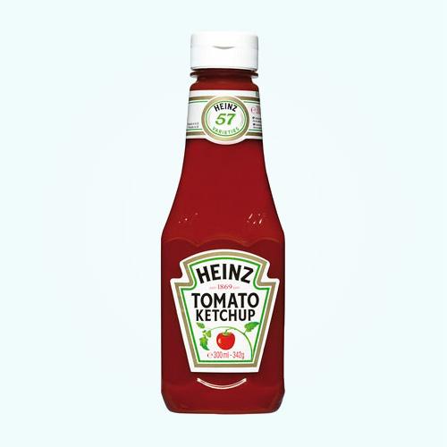 Ketchup Heinz 342G