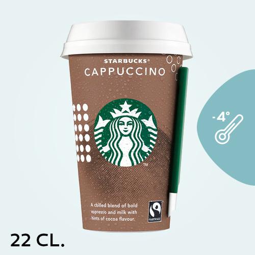 Starbucks Cappucino 22Cl