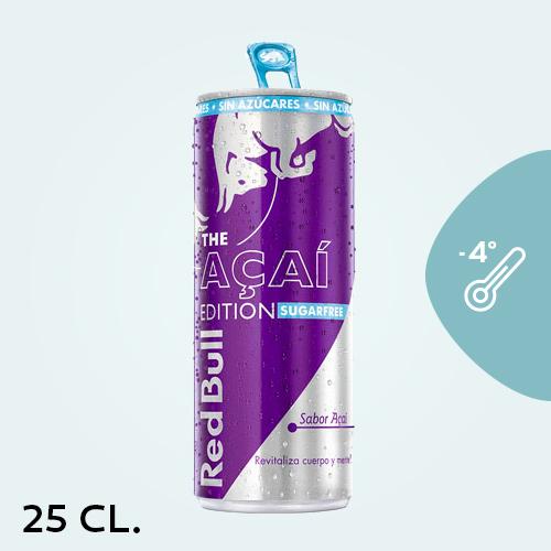 Red Bull Acaí S/A 25Cl