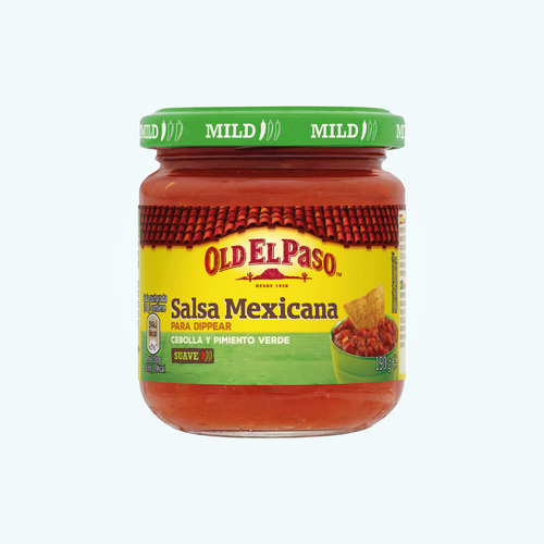 Salsa Mejicana Old El Paso 190Gr