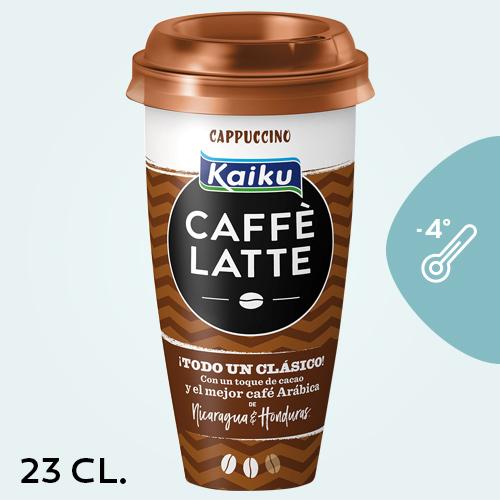 Kaiku Cafe Latte Capuccino 23Cl
