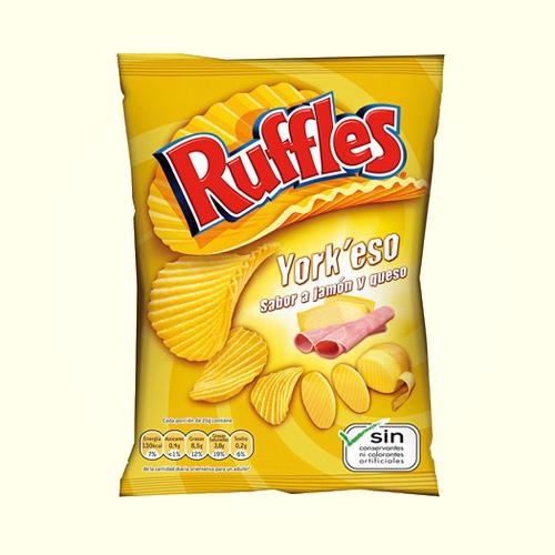 Ruffles York´Eso 160G