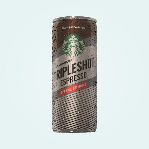 Starbucks Tripshot Espresso 30Cl