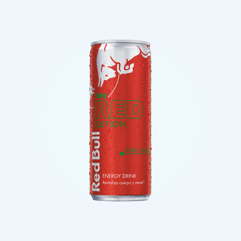 Red Bull Watermelon 25Cl
