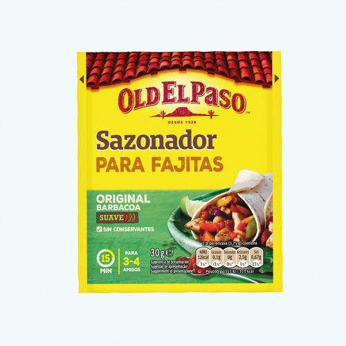 Sazonador Fajita Old El Paso