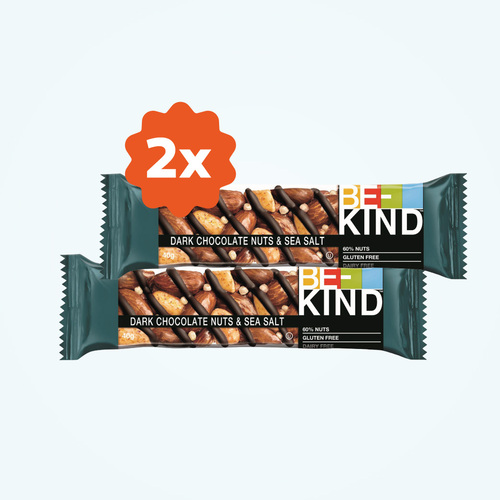 Dos Bekind Dark Choco Nuts